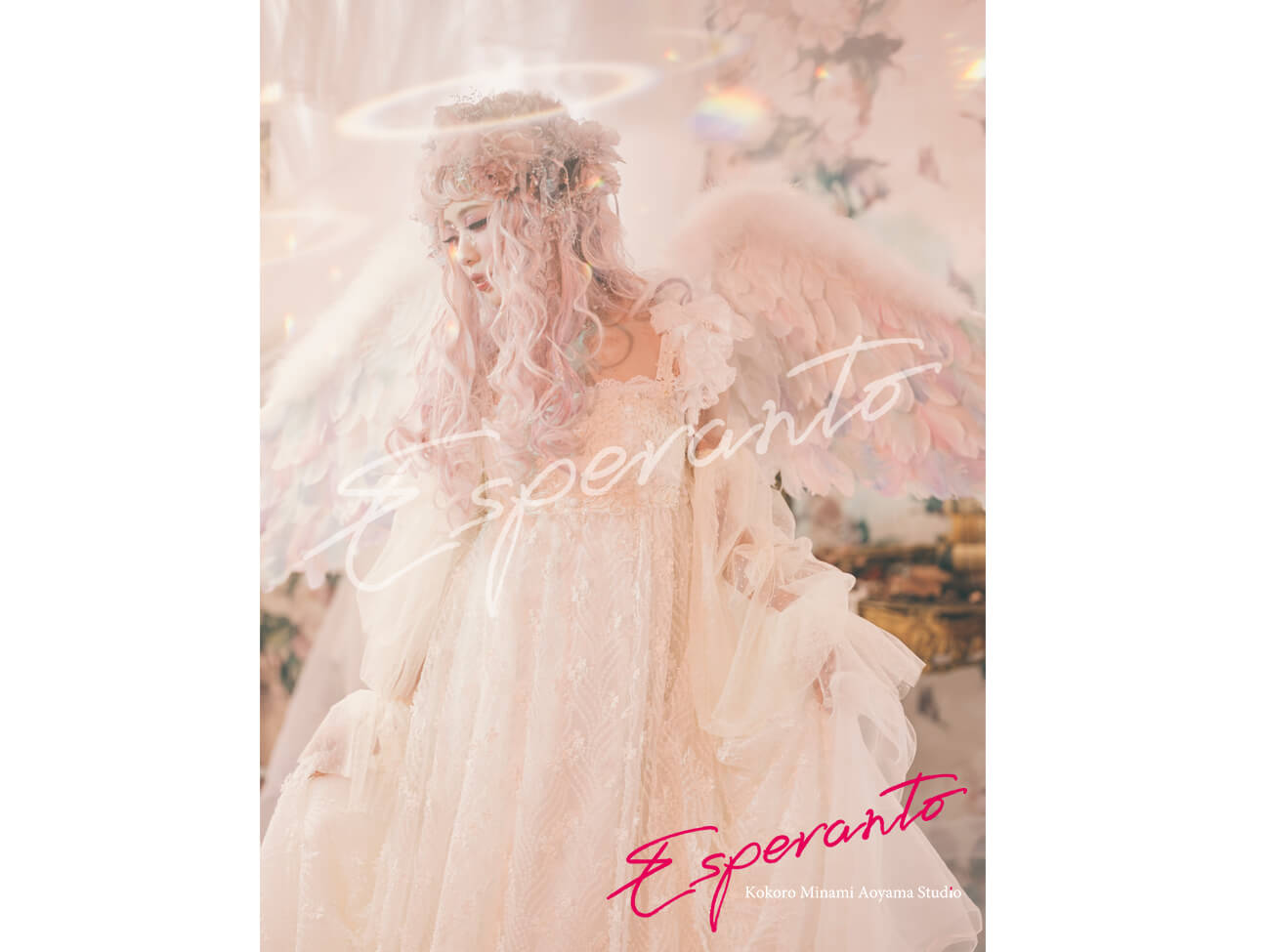 天使の詩 ドレス撮影
