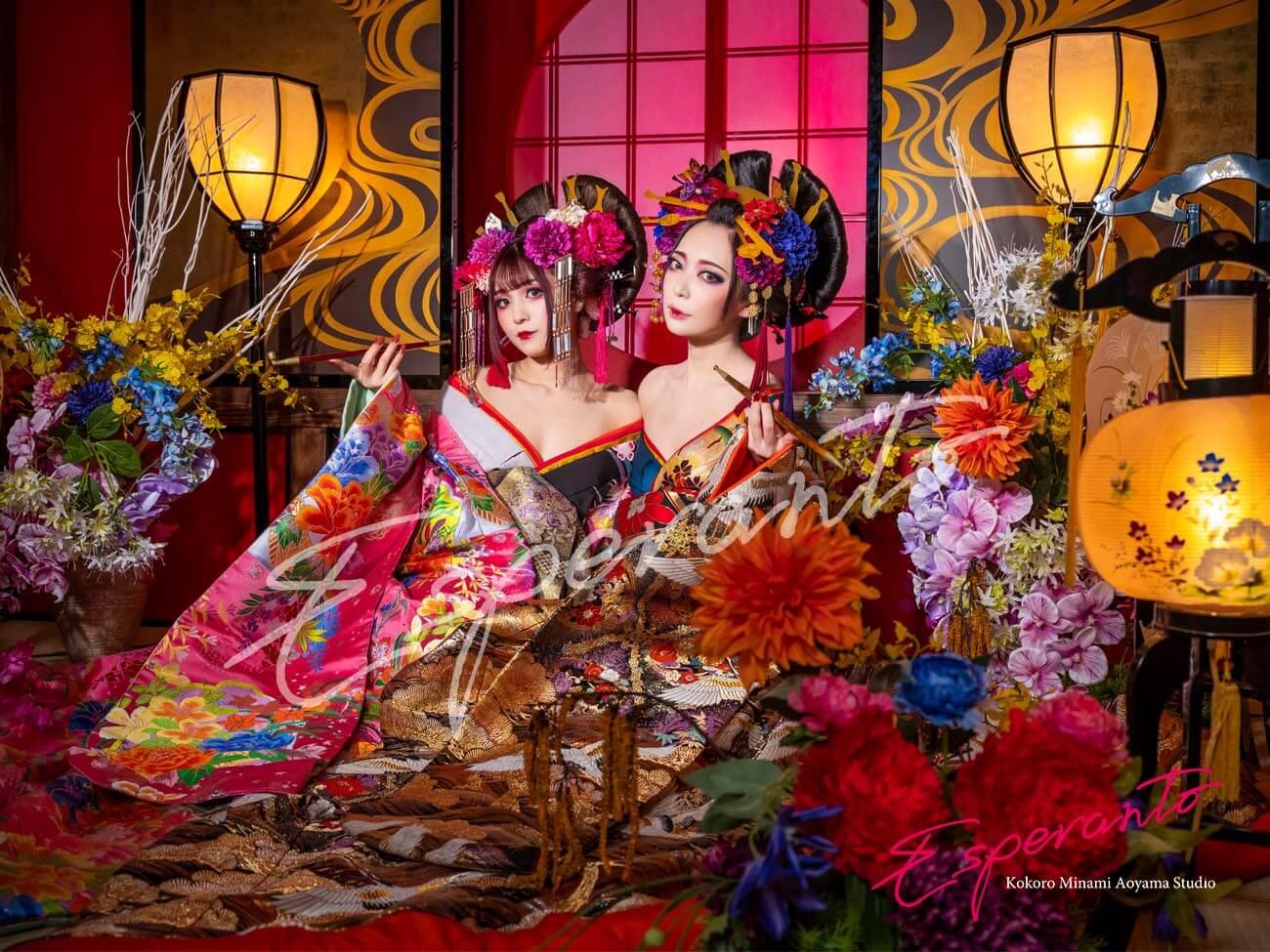 花魁体験 東京