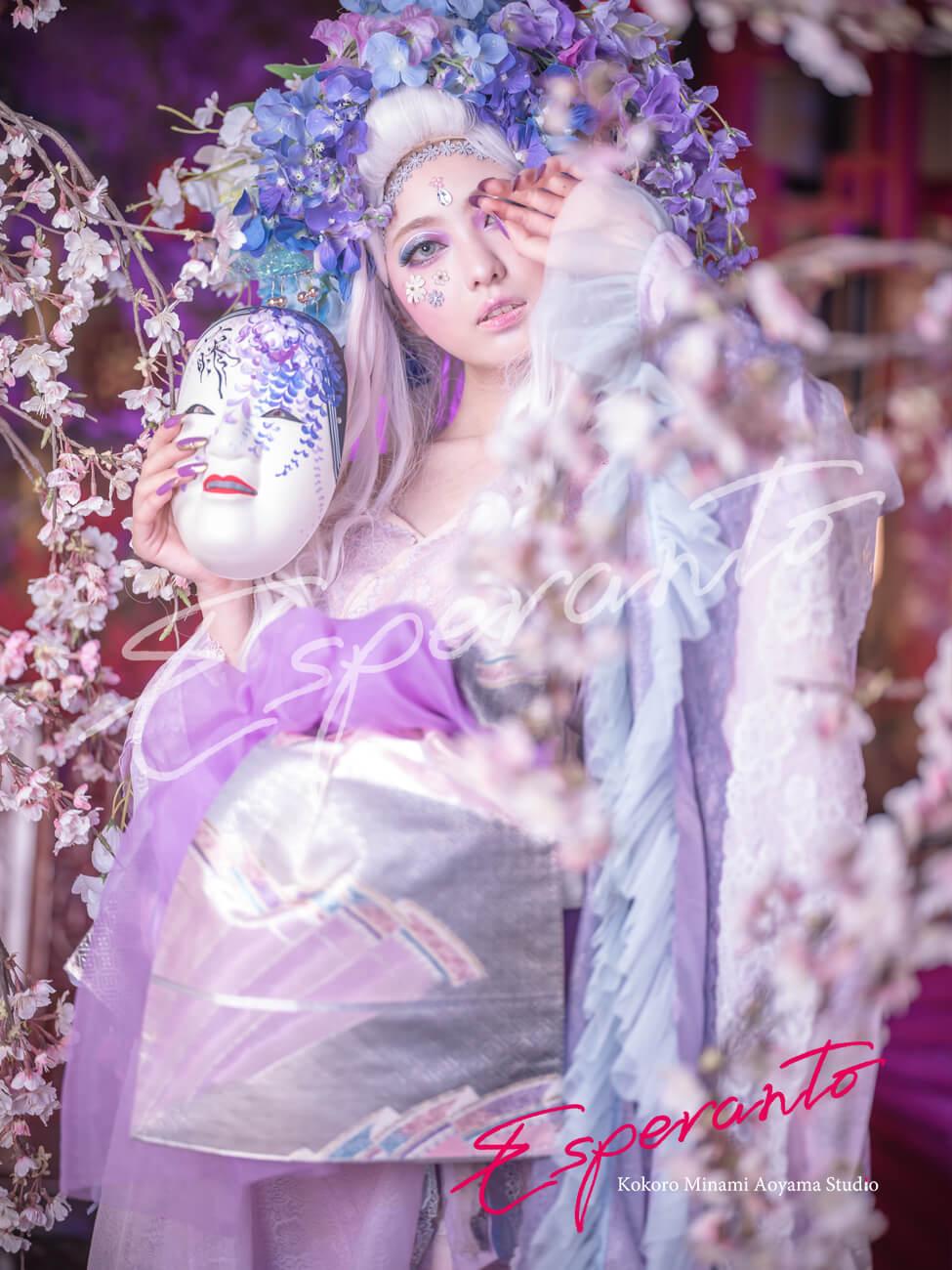 花魁体験 東京 葵姫