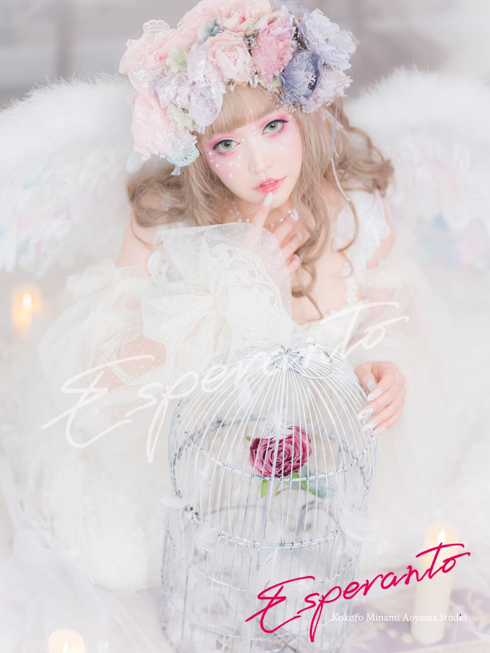 変身写真 天使