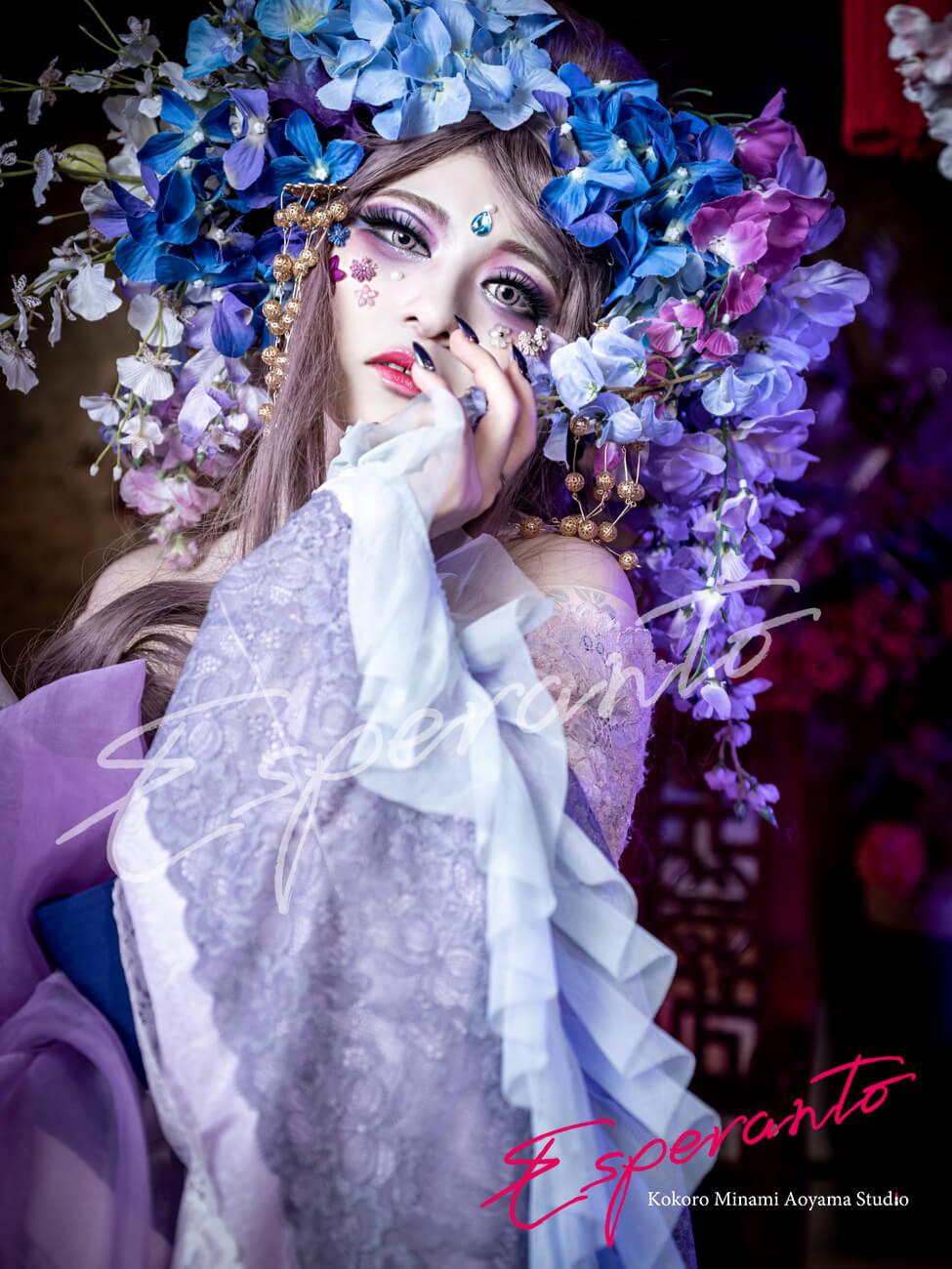 東京 変身体験 葵姫