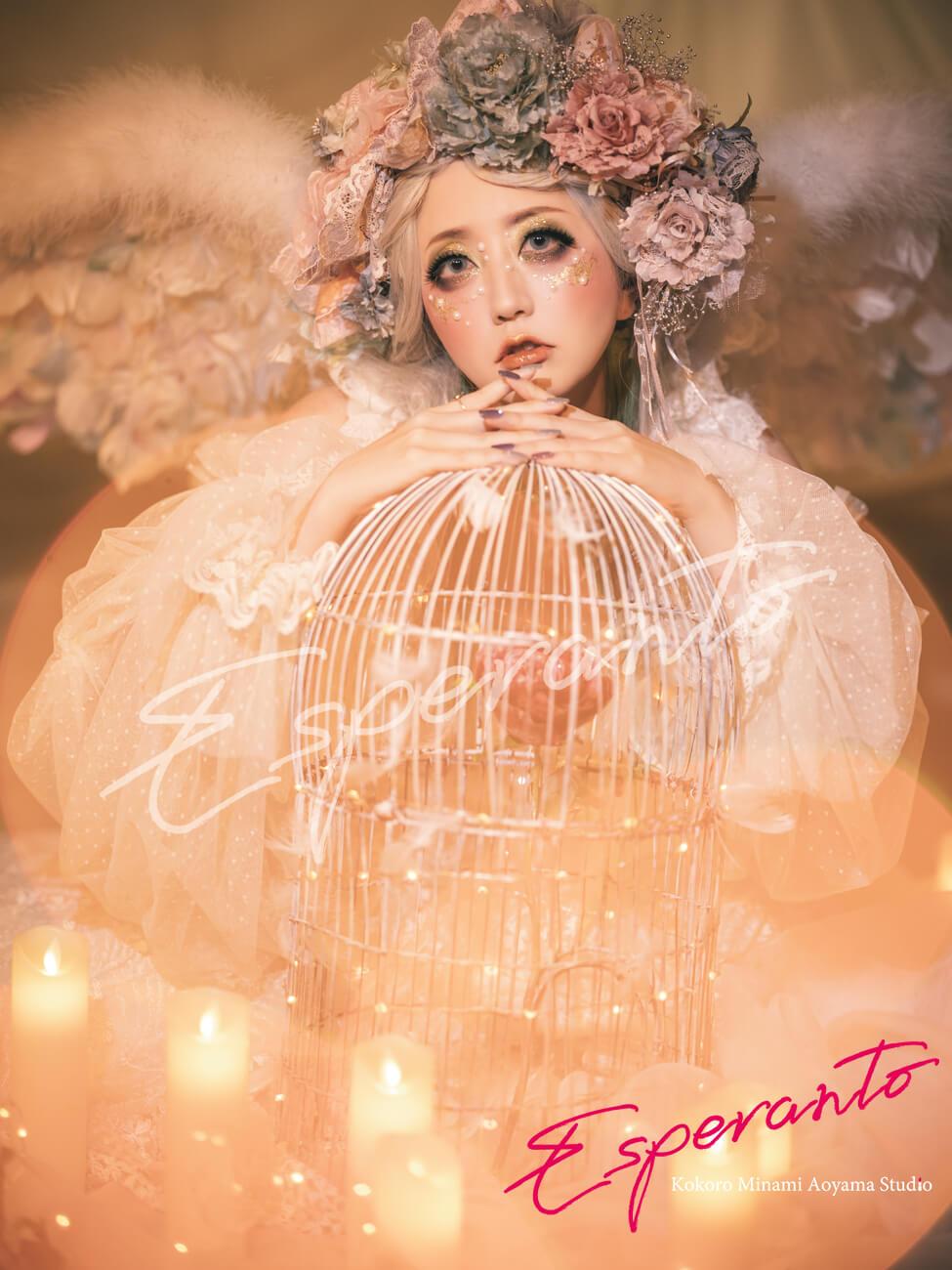 天使の詩 ドレス撮影 東京