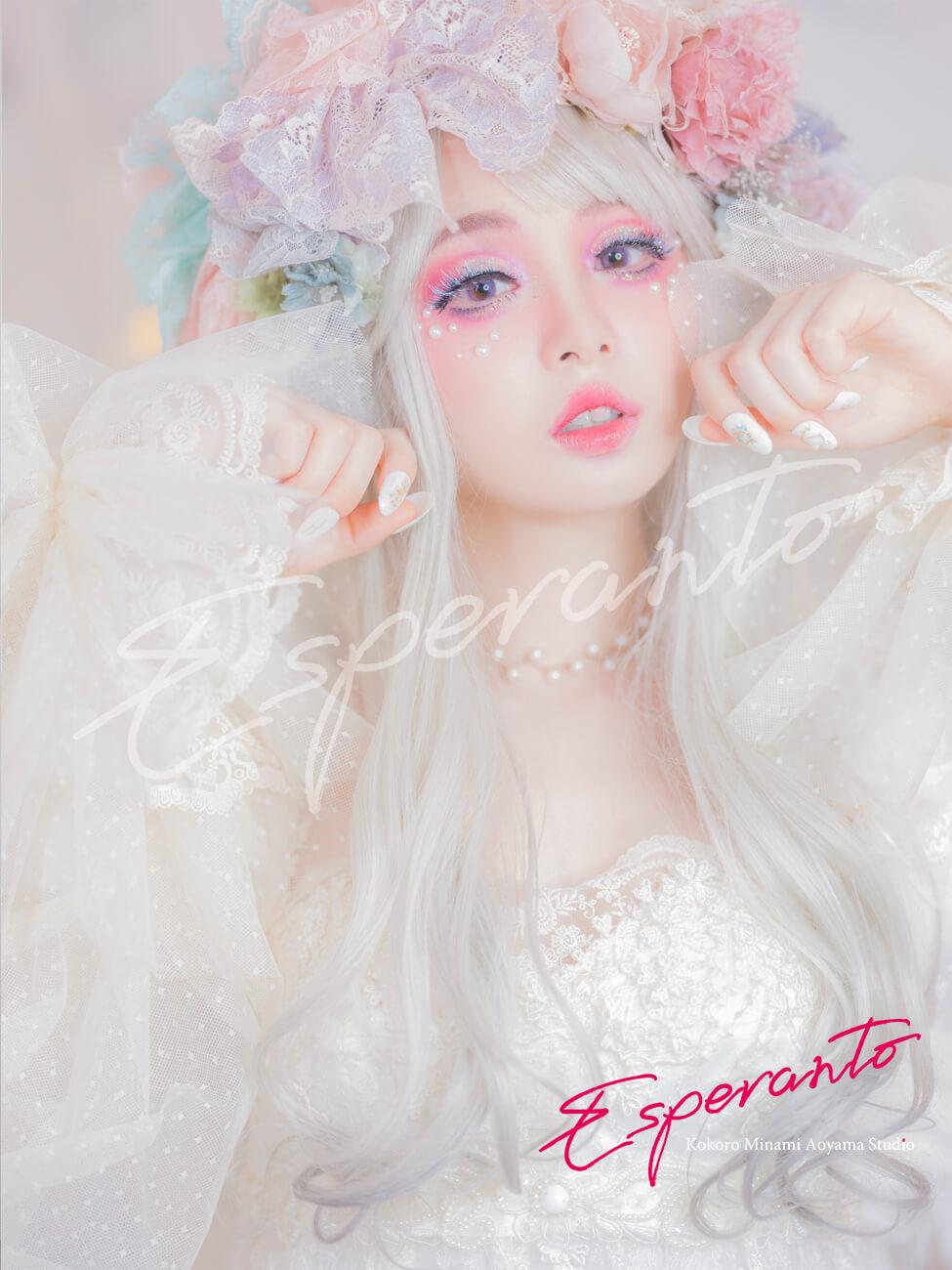 天使の詩 ドレス撮影 東京 天使